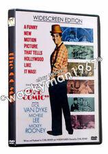 The Comic WS DVD (1969) Dick Van Dyke Mickey Rooney Carl Reiner Michelle Lee