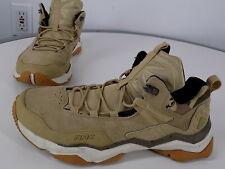 EUC  RAX Men's Lightweight Trekking Hiking Shoes, size 9 (euro 42), beige