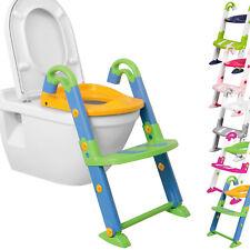 KidsKit 3in1 Toilettentrainer Kinder WC Sitz Toilettensitz Lerntöpfchen Töpfchen