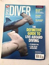 Sport Diver Magazine Guide To Live Aboard Diving October 2013 111916RH