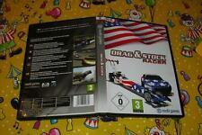 Drag & Stock racer nordic games PC DVD ROM # LB 91 MJ