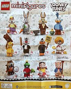 LEGO 71030 LEGO Minifigures - Series Looney Tunes Colección completa 12 Figuras