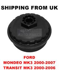 OIL FILTER CAP LID COVER FORD MONDEO MK3 2.0 16V DI TRANSIT MK3 2.4DI 7701048886