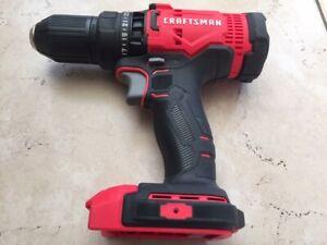 NEW Craftsman V20 20 volt 1/2 inch Cordless Drill CMCD700 (TOOL ONLY)