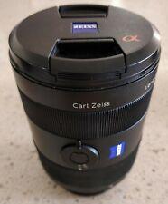Sony Alpha Vario-Sonnar T* Zeiss 24-70mm f/2.8 ZA Zoom Lens
