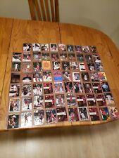 LOT OF (70) MICHAEL JORDAN CARDS  upper deck, collector choice, topps hoops