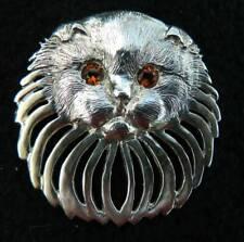 Beautiful Handmade Sterling Silver Persian Pendant