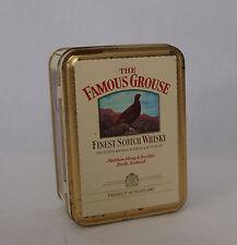 The Famous Grouse Whisky Tin   (B5)