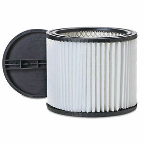 Vacuum Cleaner Cartridge Filter For Shop-vac 90304 & Retaining Lid 4518600