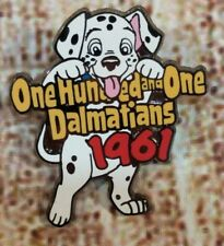 Disney 100 Years of Dreams #36 One Hundred and One 101 Dalmatians Pin