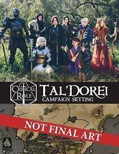Critical Role: Tal'dorei Campaign Setting (Hardback or Cased Book)