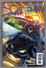 CATWOMAN #17 - RAFA SANDOVAL ART & COVER - DC's THE NEW 52 - 2013