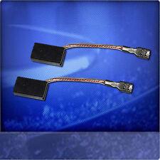 BALAIS charbon moteur charbon pour Bosch GWS 14-125 C, GWS 14-125 CE, GWS 14-125 ci