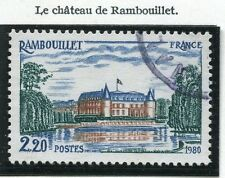 TIMBRE FRANCE OBLITERE N° 2111 CHATEAU DE RAMBOUILLET  Photo non contractuelle