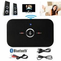 2in1 3,5mm Wireless Bluetooth Empfänger Sender Adapter Prof Audio Rece Q9B6