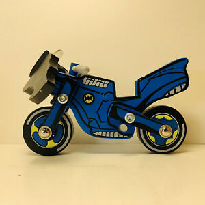 Pre-Owned - 2015 Pottery Barn Kids DC Batman Batcycle - Discontinued