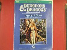 D%D module 9210 Legacy of blood