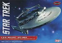 Polar Lights Star Trek USS Reliant NCC-1864 1/1000 snap model kit new 906