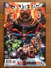 Justice League 50 1st Print New 52 Jessica Cruz Green Lantern 3 Jokers 2016 DC🔥