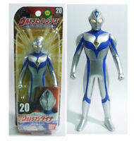 "Bandai Ultra Hero Series #20 VINYL ULTRAMAN DYNA MIRACLE TYPE 6"" Action Figure"