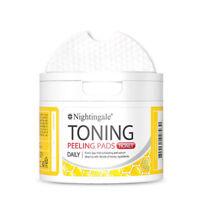 [Nightingale] Toning Peeling Pads Honey 50ea