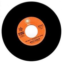 BETTY LAVETTE You Made A Believer Out Of Me NEW NORTHERN SOUL 45 (OUTTA SIGHT 7""