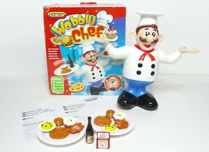 Spare Parts - Wobbly Chef by Spear's Games