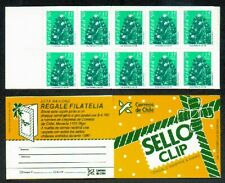 CHILE, NICE BOOKLET PANE - CHRISTMAS '90