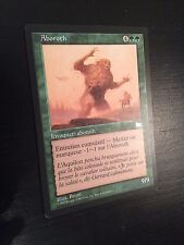 MTG MAGIC WEATHERLIGHT ABOROTH (FRENCH ABOROTH) NM