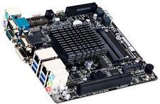 Mini-ITX Mainboard und CPU-Kombination