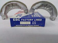 EBC Brake Shoes 714 Front Kawasaki KX 80 1983 / KDX 80 1984-1988