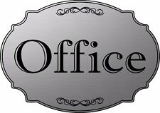 """Office"" elegant office door sign, medical office sign - Free Shipping"