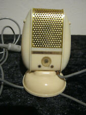 Vintage AEG D11/HI/B Mikrophon aus dem Jahr 1959/60, selten zu finden