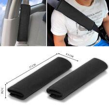 HOT 2X Car Seat Belt Safety Shoulder Strap Bag Backpack Soft Cushion Cover CAN