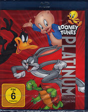 Looney Tunes Platinum Collection Volume 2 - 3 Disc- Blu-ray -Edition - neu & ovp
