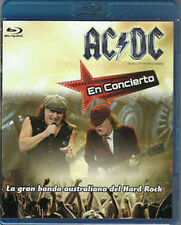 AC/DC Live At Circus Krone DVD-Video Multichannel BlueRay Rare Mexican press New