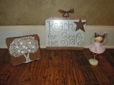 Little girl's room décor - wall hanging (2)
