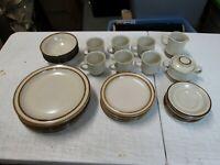 Vintage Made in Japan  Suncraft Stoneware Set