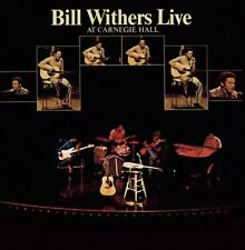 Live At Carnegie Hall - Bill Withers (1997, CD NIEUW)