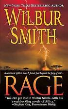 Courtney Family Adventures: Rage 6 by Wilbur Smith (2007, Paperback)