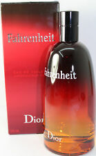Fahrenheit by Christian Dior 6.7 oz EDT Spray for Men - New in Damagebox
