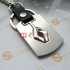 Porte clé Métal Élégant Renault Megane Clio Espace twingo Laguna Scenic Latitude