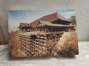 Fujimi 1/400 Kiyomizu-dera Kyoto Buddhist Temple [World Heritage] #50025