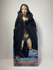 Jakks Pacific Big Figs Dc Comics 19� Wonder Woman Deluxe Figure Statue 1984 Ww84