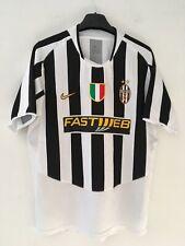 Maglia calcio Juventus NIKE soccer shirt jersey Fastweb maillot camiseta trikot