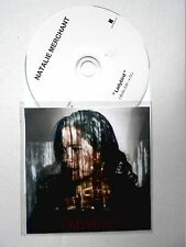 ★ ONLY FRENCH CD PROMO ★ NATALIE MERCHANT : LADYBIRD  (RADIO MIX)