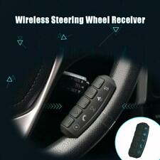 Universal Wireless Steering Wheel Receiver LED Car Auto Button Remote Control