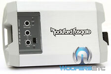 ROCKFORD FOSGATE POWER TM400X2AD MOTORCYCLE MARINE BOAT CAR SPEAKERS AMPLIFIER
