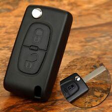 Coque Clé voiture PEUGEOT 207 307 308 407 8mm et pile coque Ce536