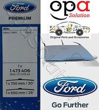 KIT ANTERIORI SPAZZOLE TERGICRIS ORIGINALE FORD GALAXY S-MAX DA 2006 COD1473406